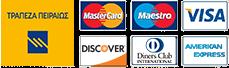 Πληρωμή μέσω κάρτας