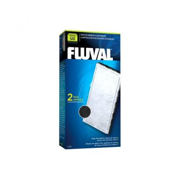 Fluval U2 Poly Carbon Cartridges