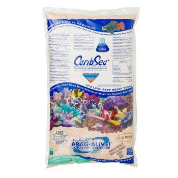 Caribsea  Dry Aragonite Fiji Pink Reef Sand 6.8kg
