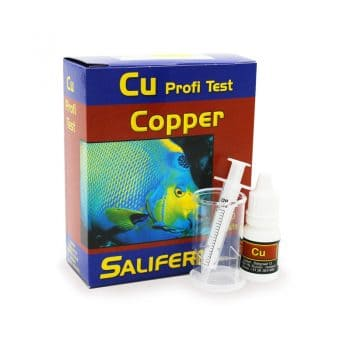 Salifert Copper Profi Test