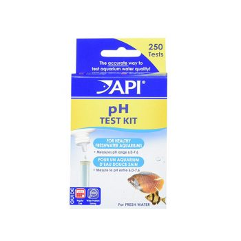 API pH TEST KIT (250 tests)