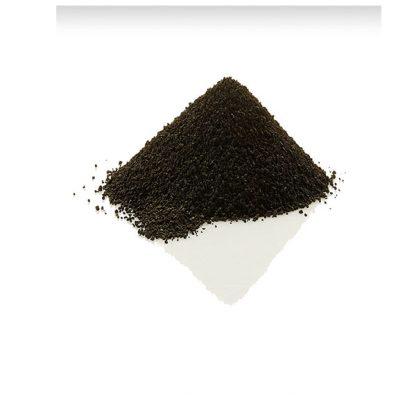 Μαυρο χαλαζιακό χαλικάκι 0,6-1,2mm 5kg