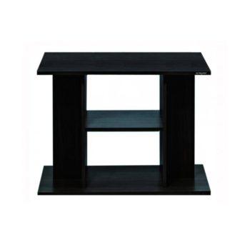 Haquoss CABINET Black 80x30x65cm