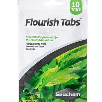 Seachem Flourish Tabs 10-tab pack