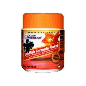 Ocean Nutrition Goldfish Formula Flakes 71gr