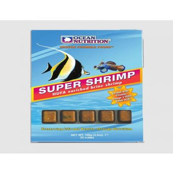 Ocean Nutrition HUFA Enriched Super Shrimp