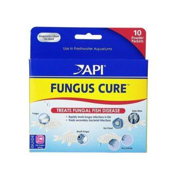 Api Fungus Cure 10 φακελάκια