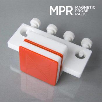 Magnetic Probe Rack for Apex