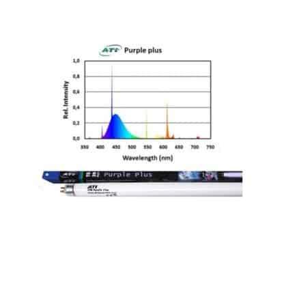 Ati Purple Plus T5 24W