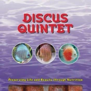 Ocean Nutrition Discus Quintet