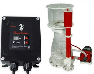 Royal Exclusiv Skimmer Double Cone 200 internal + RD3 Speedy 50w