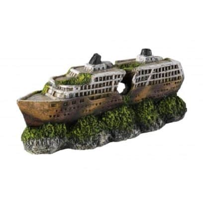 Aqua Della Shipwreck