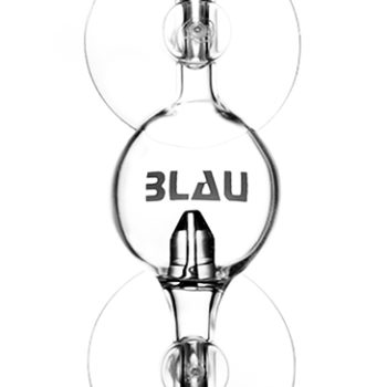 Blau – Glass ball bubble cou...