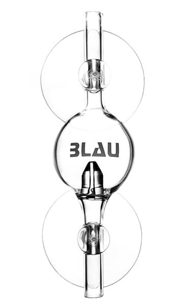 Blau – Glass Ball Bubble Counter