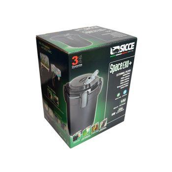 Sicce Space Eko +100 External Filter 550L/H