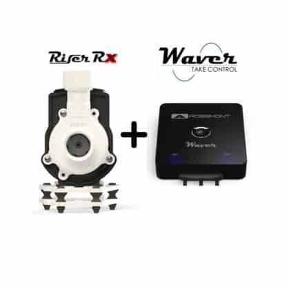 Rossmont Riser RX8400 + Waver
