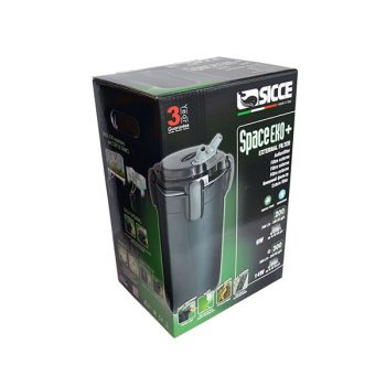 Sicce Space Eko +300 External Filter 900L/H