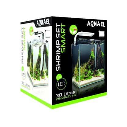 Aquael Shrimp Set Smart 2 30lt White