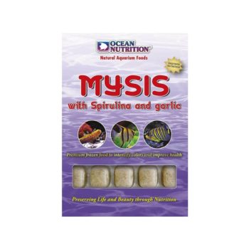 Ocean Nutrition Mysis Spirulina and Garlic 100gr