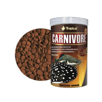 Tropical Carnivore Sinking Pellets 500ml/300gr