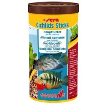 Sera  Cichlids Sticks 500ml