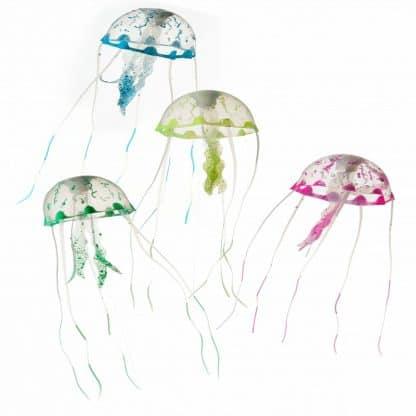Aqua Della Jellyfish mix color