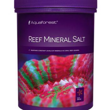 Aquaforest Reef Mineral Salt 800gr