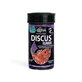 Haquoss Discus Flakes 250ml/40gr