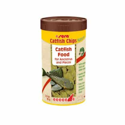 Sera Catfish Chips Nature 250ml