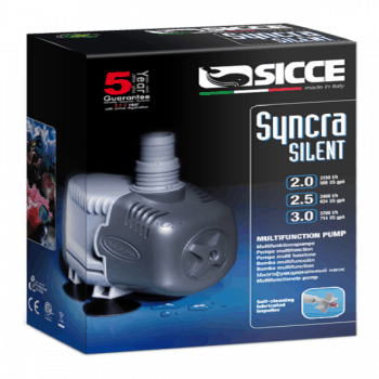 Syncra Silent 2.5 2400 lt/h