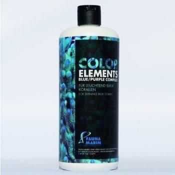 Fauna Marin Color Elements Blue 500 ml
