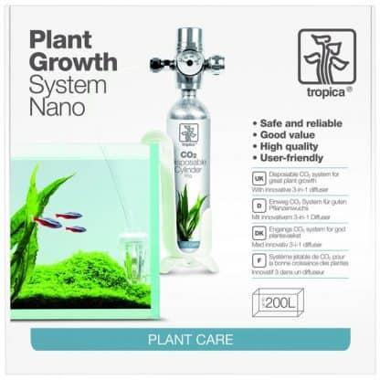 Tropica Plant Growth CO2 System Nano