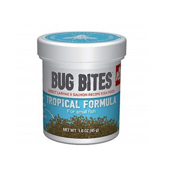 Fluval Bug Bites Tropical Micro-Granules 0.8-1.2mm 45gr