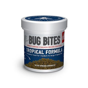 Fluval Bug Bites Tropical Granules 1.4-2.2mm 45gr