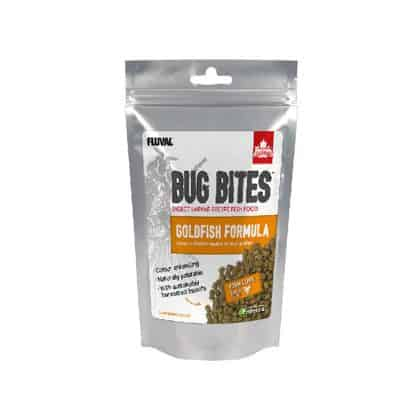 Fluval Bug Bites Goldfish Pellets 100gr