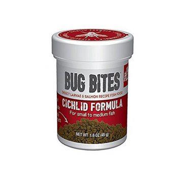Fluval Bug Bites Cichlid Granules 1.4 -2.2mm 45gr