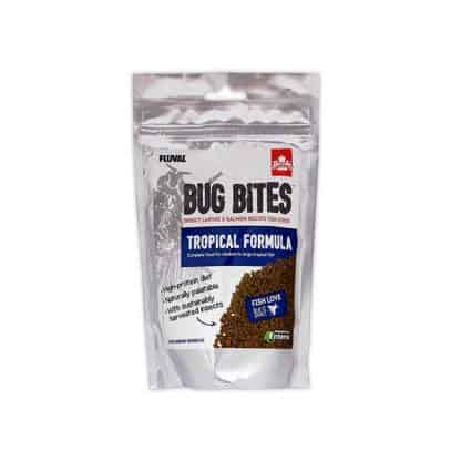 Fluval Bug Bites Tropical Granules 1.4-2.2mm 125gr