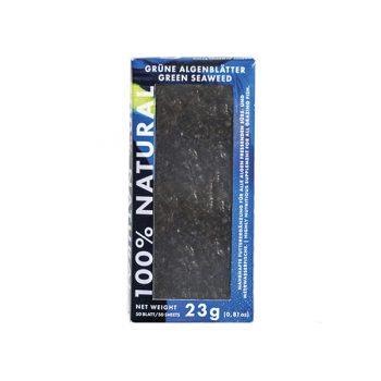 FAUNA MARIN Natural Green Algae Leaves 23g