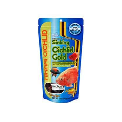 Hikari Sinking Cichlid Gold Medium 342gr