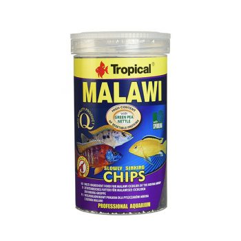 Tropical Malawi Chips 250ml/130gr