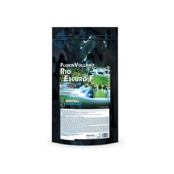 Brightwell Florinvolcanit Rio Escuro-F  Black 3Mm 7,7lt
