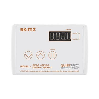 SKIMZ quiet pro 12000L/H QP12.0