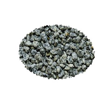 HAQUOSS natural gravel BLACK N WHITE  8-10 mm bag 5kg