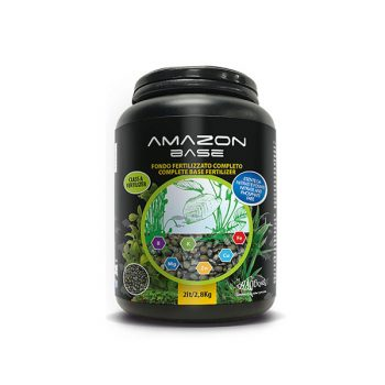 Haquoss Amazon Complete Base Fertilizer 2Lt