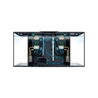 FLUVAL Flex Black 123 lt
