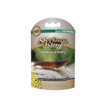 Dennerle Shrimp King Moringa Pops 40gr