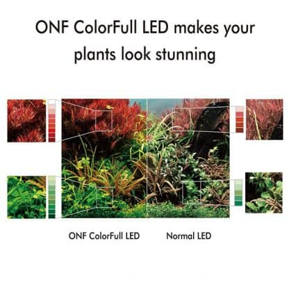 Onf Flat Nano Stand Black – The Desktop Plant Lighting