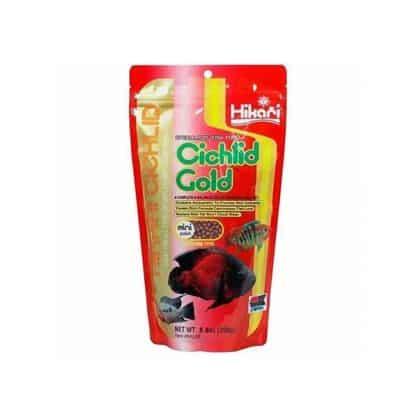 Hikari Cichlid Gold Mini Pellet 250gr