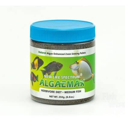 New Life Spectrum Algae Max Medium Fish Formula 250gr