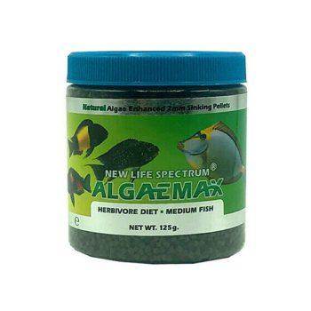 New Life Spectrum Algaemax Medium Fish Formula 125gr
